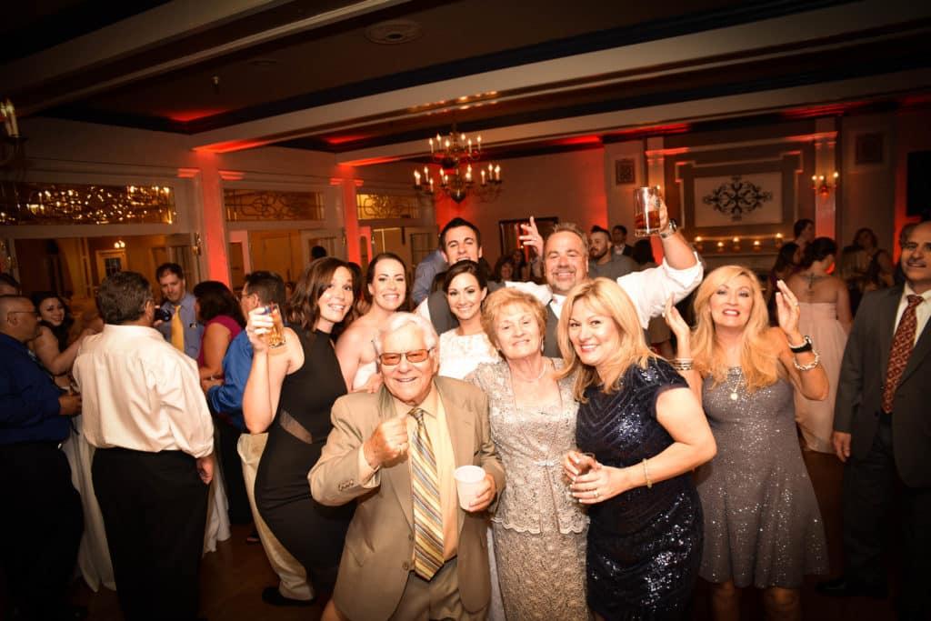 wedding party buffalo