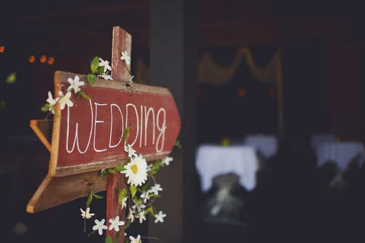 Rustic Wedding Trend