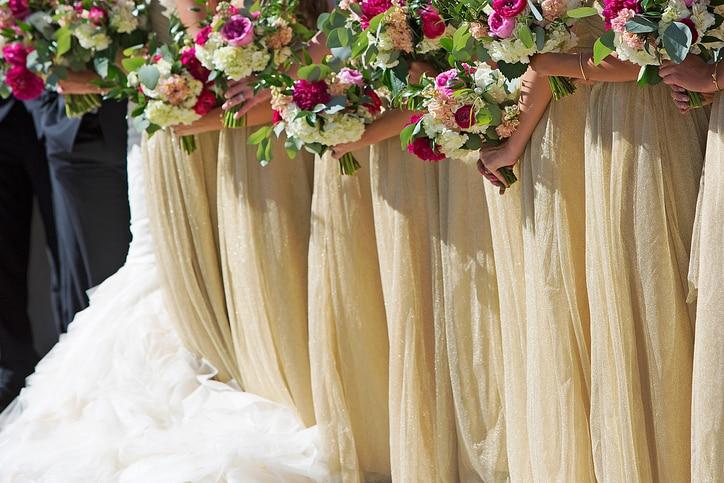 Glitter Wedding Trend