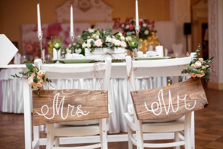 Romantic Wedding Theme